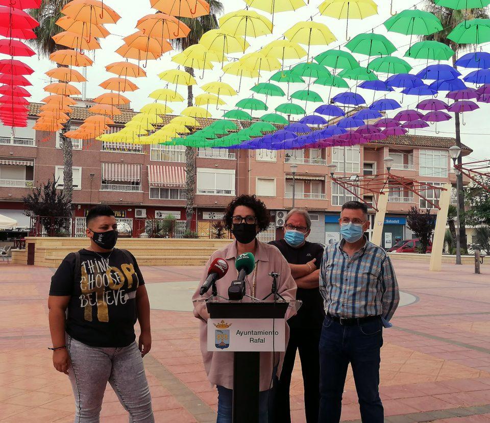 Rafal se llena de colores y música para conmemorar el Día del Orgullo LGTBQ+ 6