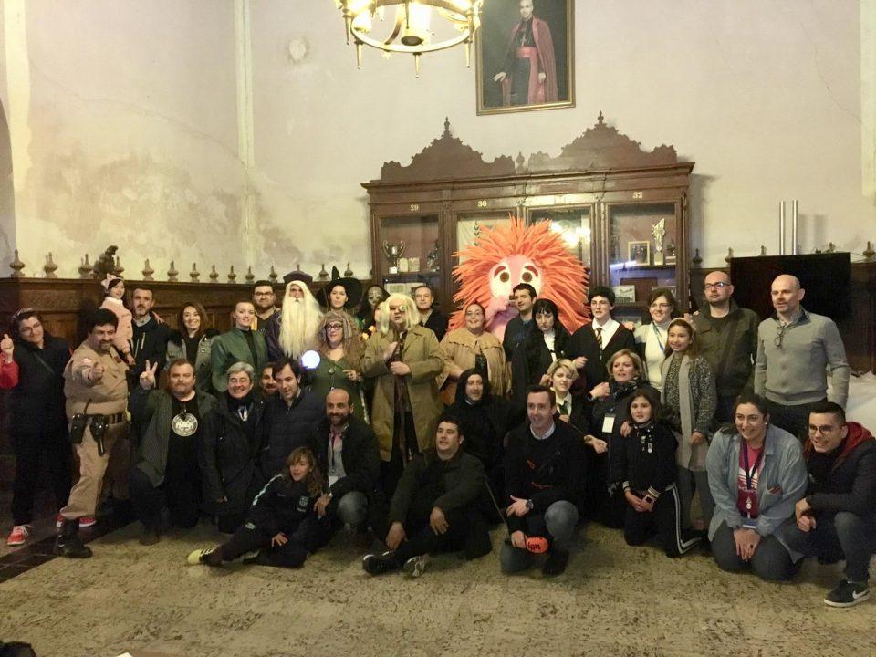 Retro Santo Domingo 2019 vuelve a batir récord nacional de alimentos solidarios 6