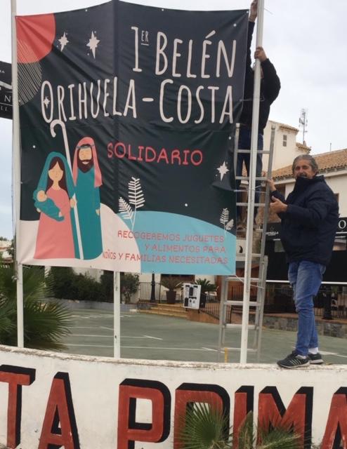 Orihuela Costa monta su propio Belén 5