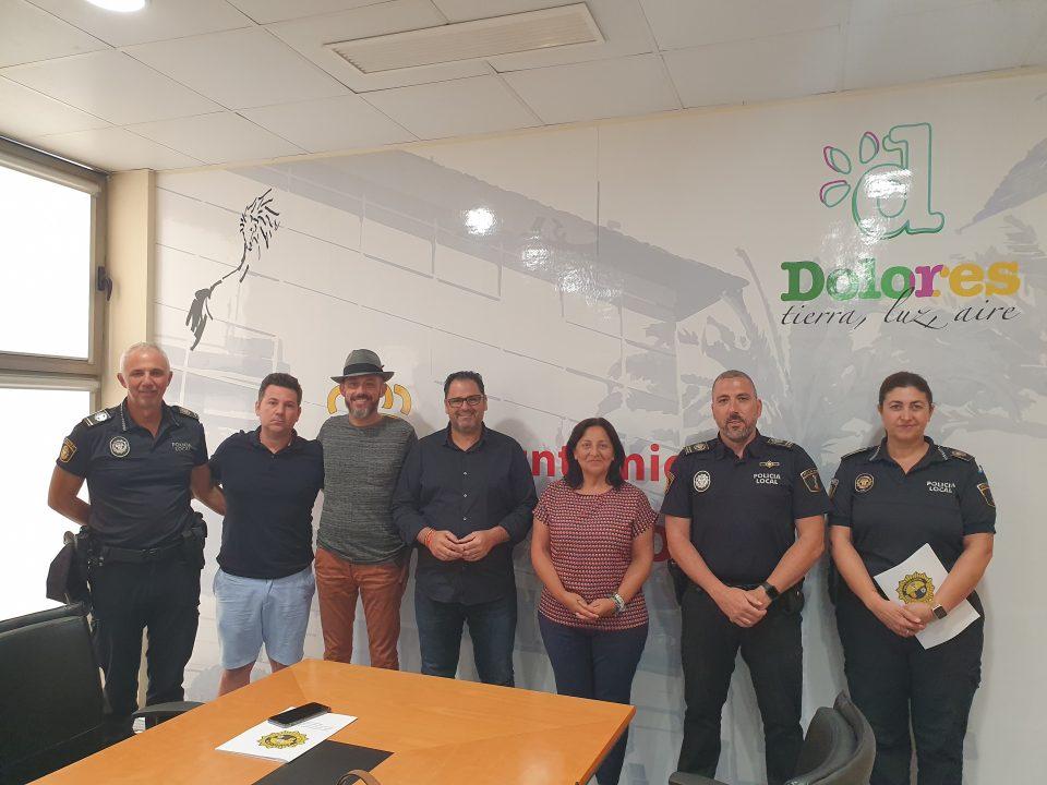 Dolores, Daya Nueva y Daya Vieja proponen unificar sus Policías Locales 6