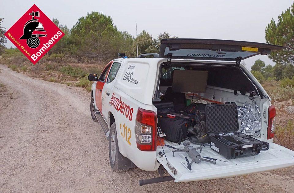 Dispositivo especial de Bomberos en la Vega Baja por riesgo de incendios 6