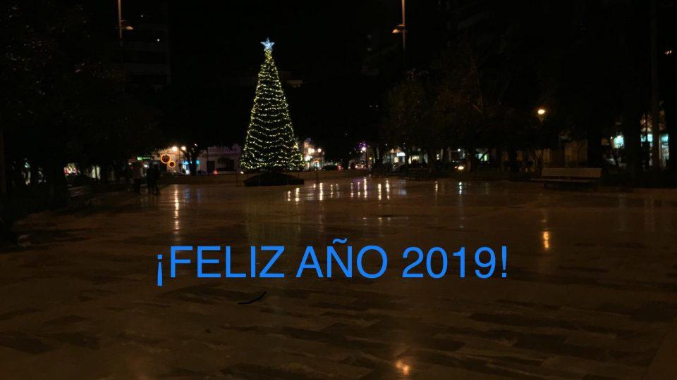¡Feliz Año 2019! 6