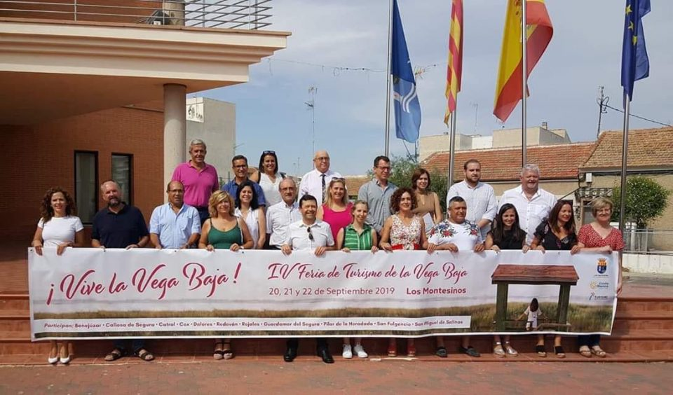 Últimos retoques para la IV Feria de Turismo de la Vega Baja 6