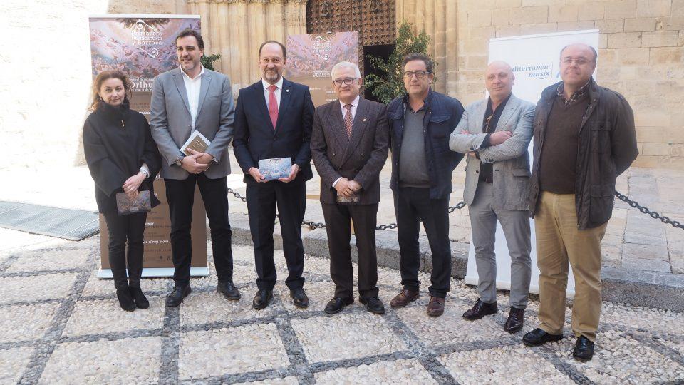 Orihuela será escenario de un festival de música renacentista y barroca 6