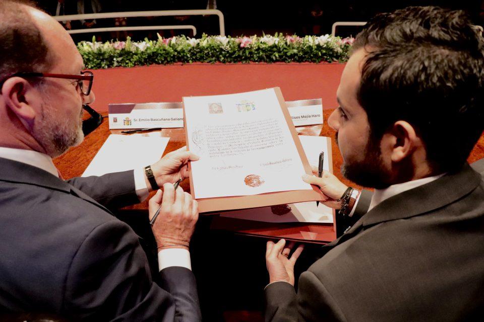 Orihuela y Zacatecas ratifican en Méjico el acuerdo de su hermanamiento 6