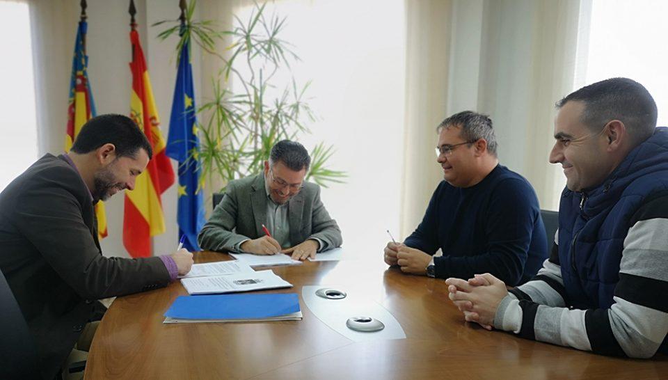 Rafal adjudica las obras de la segunda fase del Plan Edificant del CEIP Trinitario Seva 6