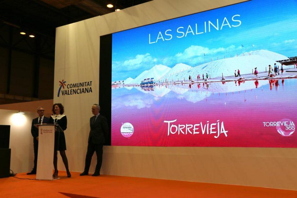 Las Salinas y Pesca Turismo acapara la atención en FITUR 6