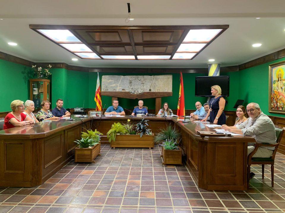 Noemí Cutillas reelegida Presidenta de la Mancomunidad Bajo Segura 6