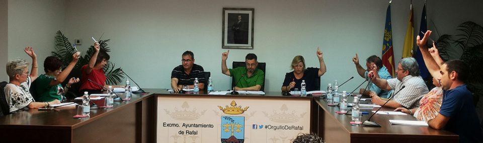 El Ayuntamiento de Rafal reorganiza a sus trabajadores 6