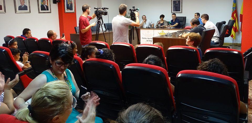 Rafal recibe a niños saharauis de acogida que pasan el verano en la Vega Baja 6