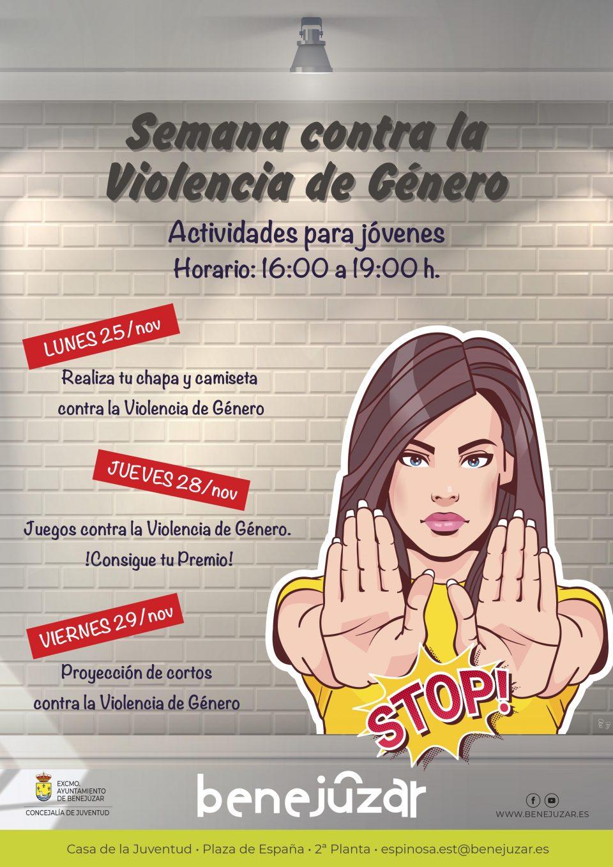 Una red de mariposas contra la violencia de género cubrirá el Ayuntamiento de Benejúzar 6