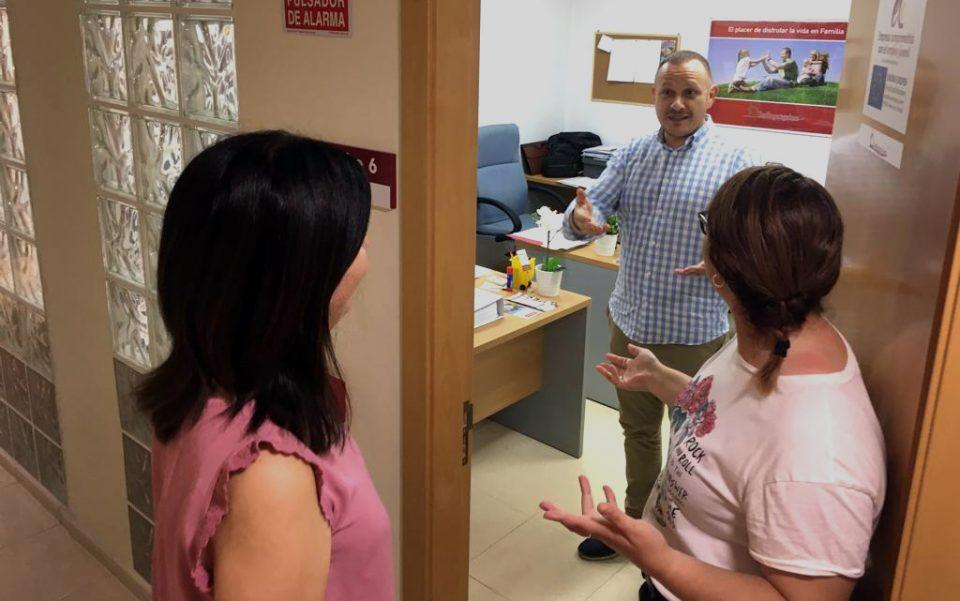 La Cámara de Comercio de Orihuela completa el Vivero de Empresas 6