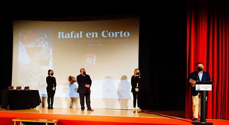 Finaliza la edición más singular de 'Rafal en Corto': sin público y online 6