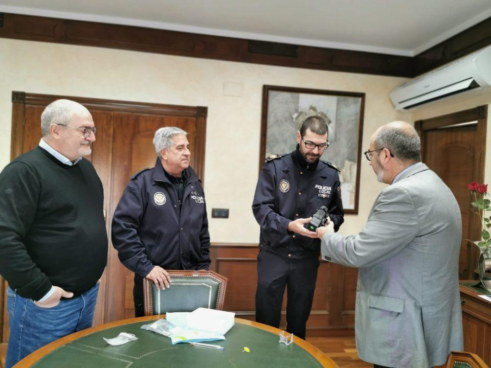 """Vicente Cases declarará como Investigado por el caso de la """"Pistola Táser"""" 6"""