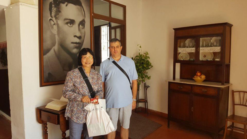 La biografía de Miguel Hernández llegará a Japón 6