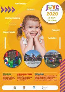 JUVE 2020 llega al casco de Orihuela, a la costa y a las pedanías 7
