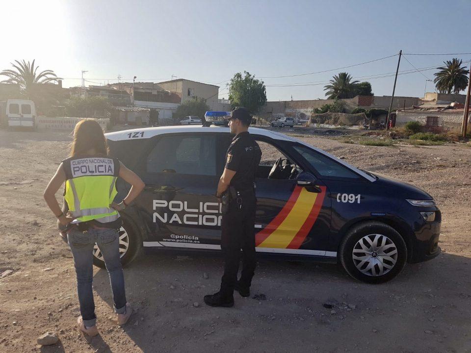 La Policía Nacional detiene en Orihuela a un fugitivo reclamado por Portugal 6