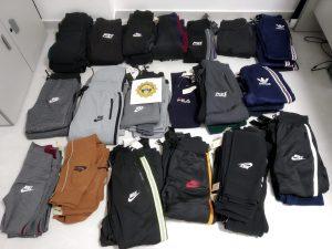 La Policía Local de Redován incauta calzado y ropa falsificada en el mercadillo 7