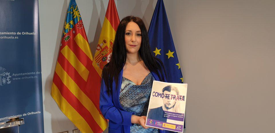 Orihuela presenta una Guía para concienciar y proteger a mujeres víctimas de trata 6