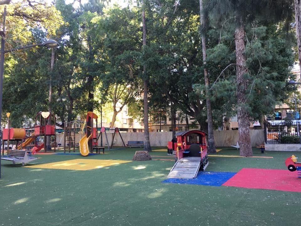 Orihuela cierra los parques infantiles de manera temporal y preventiva ante la COVID-19 6