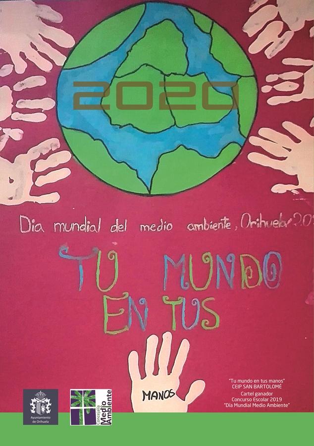 Quinta edición del concurso de dibujo para el Día Mundial del Medio Ambiente en Orihuela 6