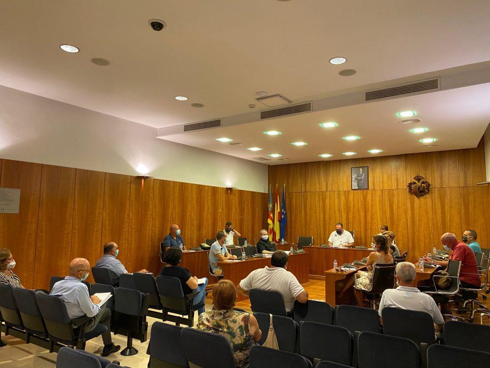 El Consejo Escolar Municipal ultima el inicio del Curso 2020/21 6