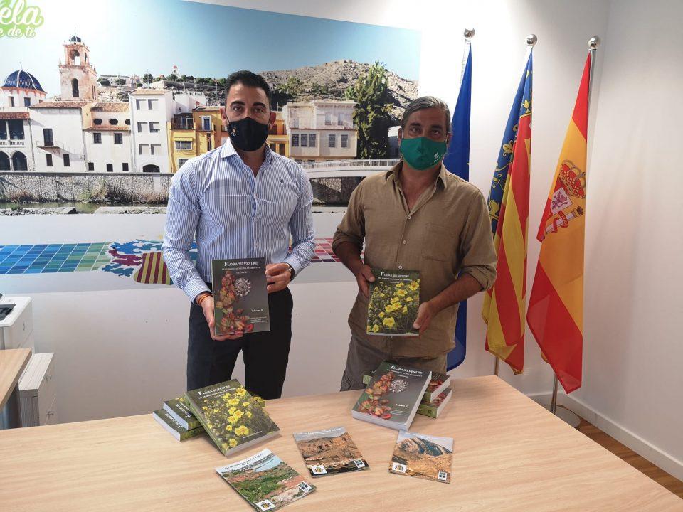 Publicada la tercera edición del libro 'Flora Silvestre' en Orihuela 6
