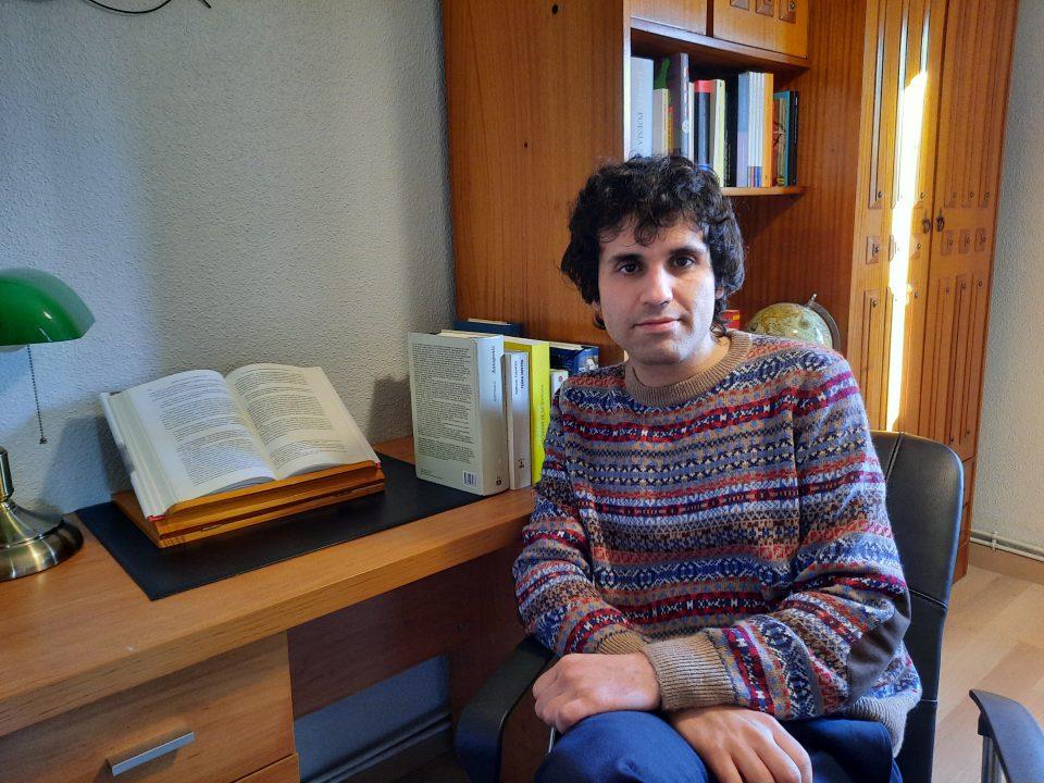 El gallego Javier Rodríguez, ganador del Premio Internacional de Poesía Miguel Hernández 6