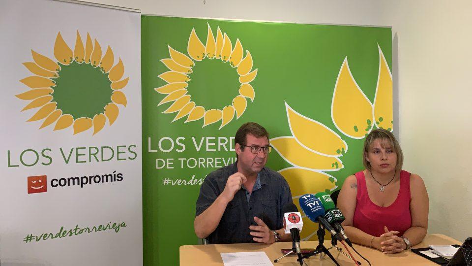 Los Verdes de Torrevieja denuncian la proliferación de mosquitos y cucarachas 6