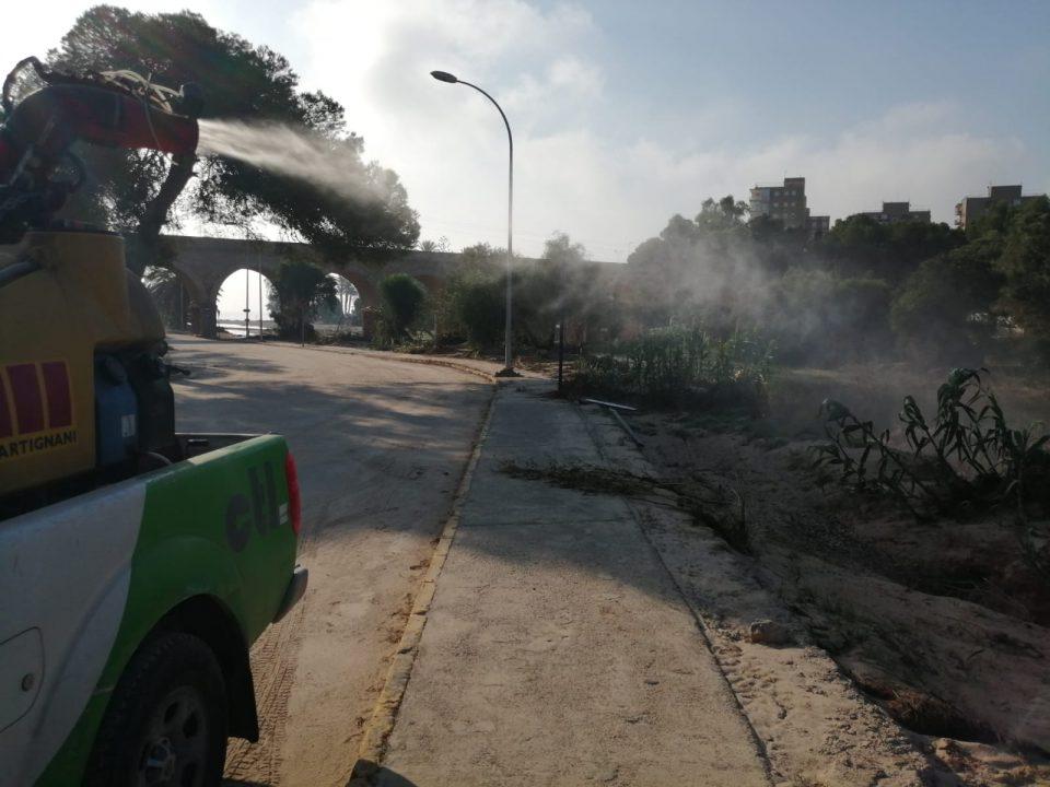 Medio Ambiente prevendrá las plagas de mosquitos en Orihuela con un Plan de Actuación 6
