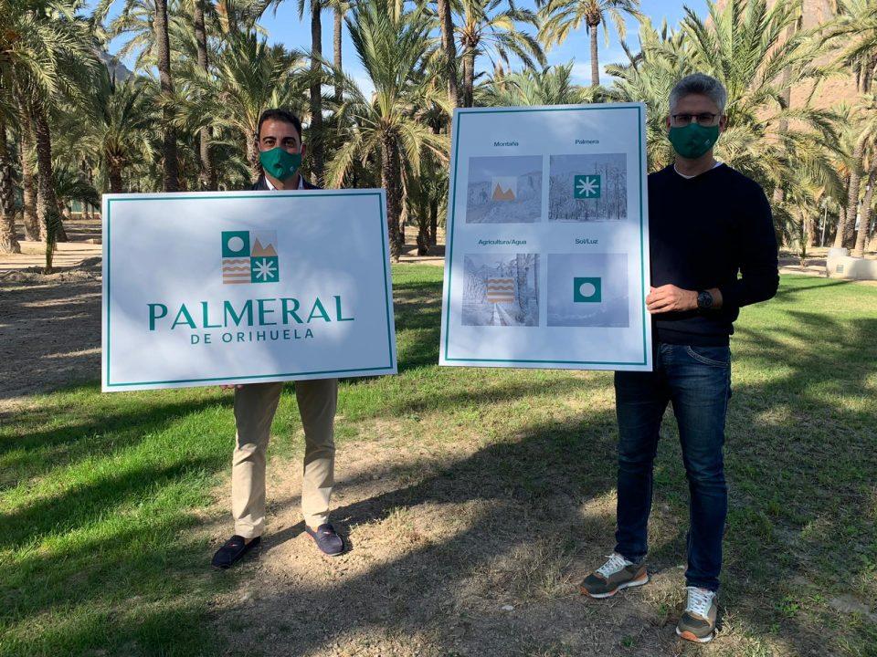 Medio Ambiente presenta la nueva imagen corporativa de El Palmeral de Orihuela 6