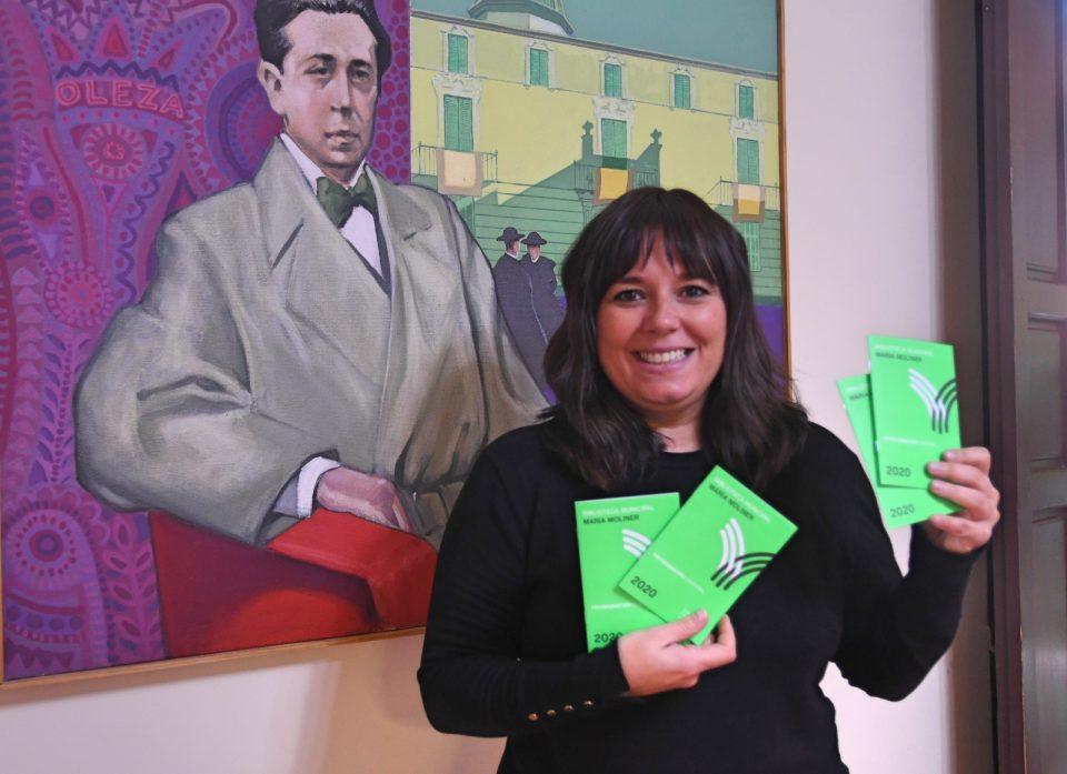 Cultura presenta la programación trimestral de la Biblioteca María Moliner 6