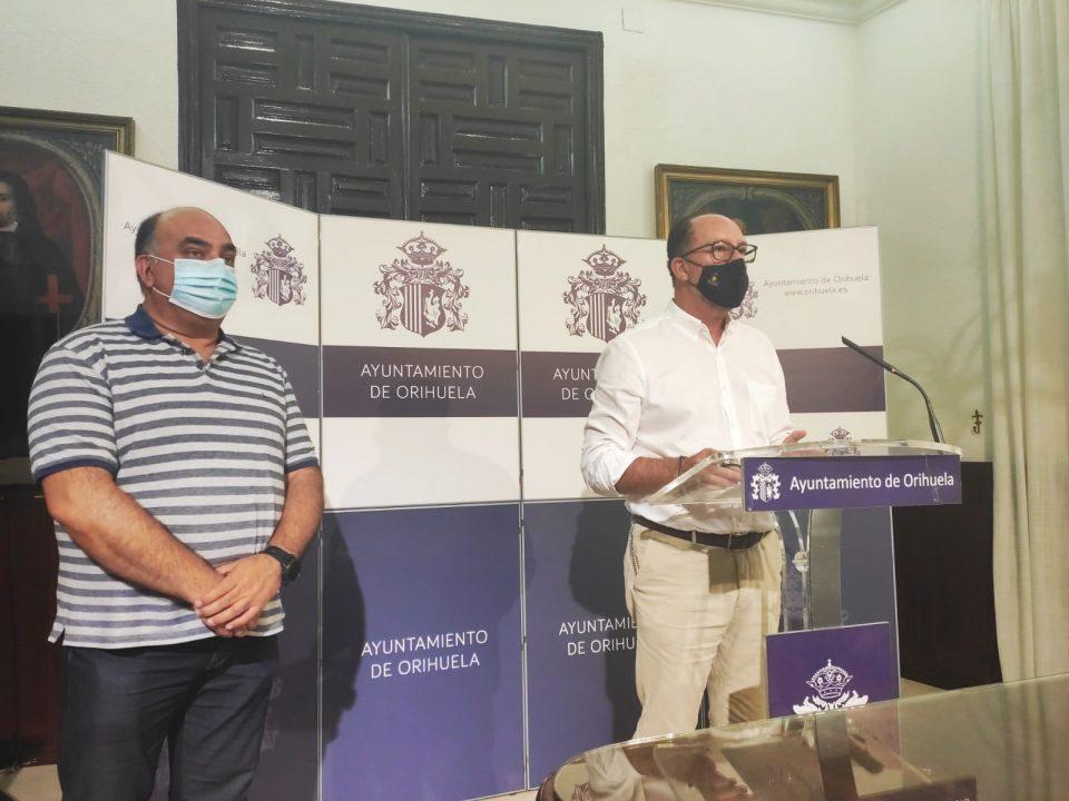 """Bascuñana: """"El Ayuntamiento de Orihuela no entregará sus ahorros al Gobierno"""" 6"""