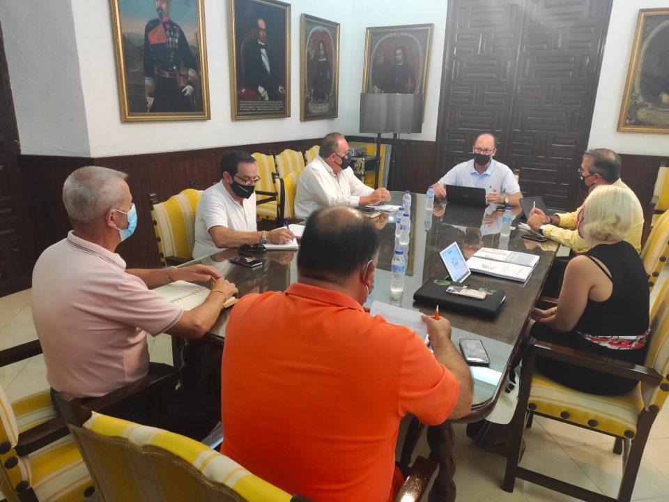 El Ayuntamiento de Orihuela se suma a la propuesta de realizar la PCR al personal de los centros educativos 6