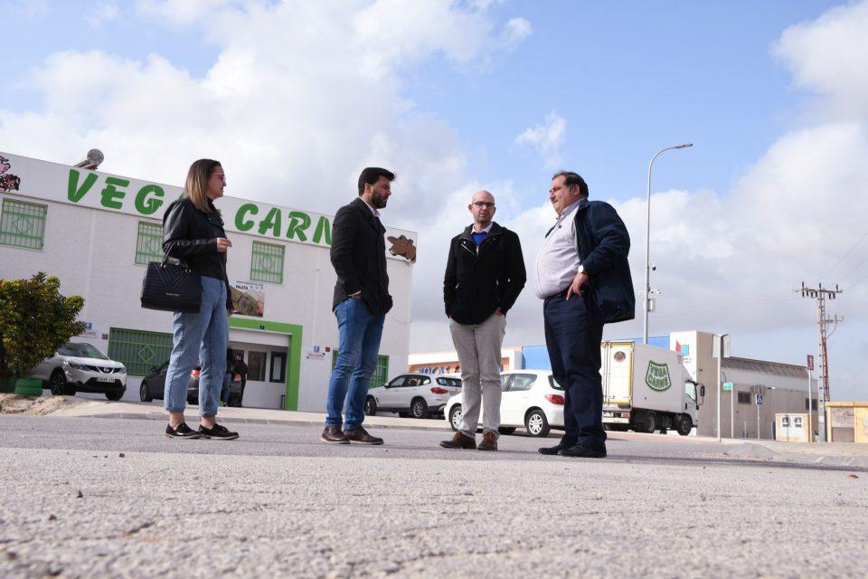 Urbanismo e Infraestructuras se reúne con la Asociación de Empresarios de Puente Alto 6