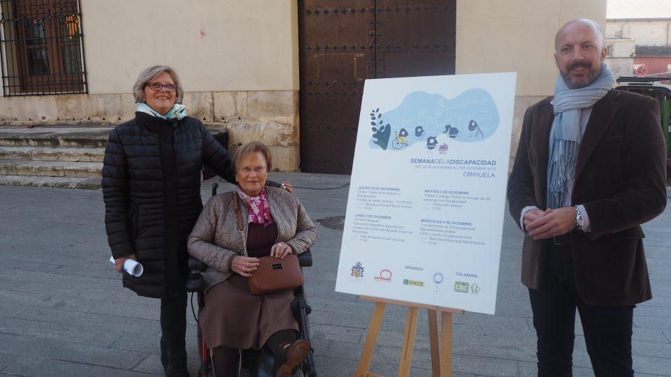 """Orihuela conmemora la """"Semana de la Discapacidad"""" con diversas actividades 6"""
