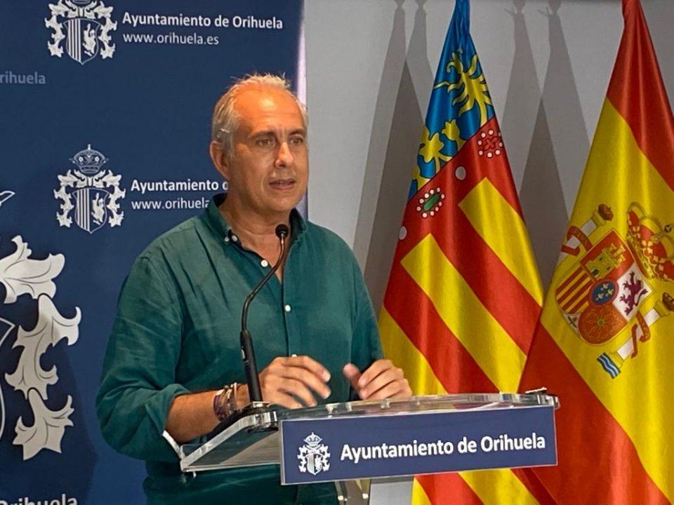 La concejalía de Comercio aprueba las ayudas para empresarios de Orihuela 6