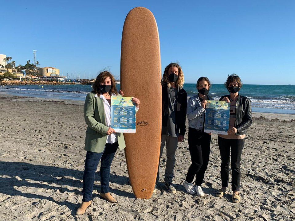 La quinta edición de 'The Winter Beach' comienza este sábado en las playas de Orihuela 6
