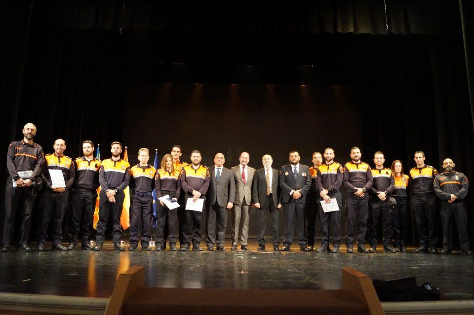 Protección Civil Orihuela celebra su entrega de distinciones anual este domingo 6