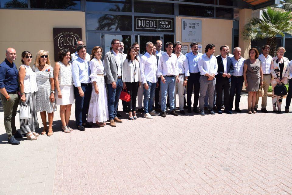 PP y Ciudadanos firman su pacto para gobernar la Diputación 6