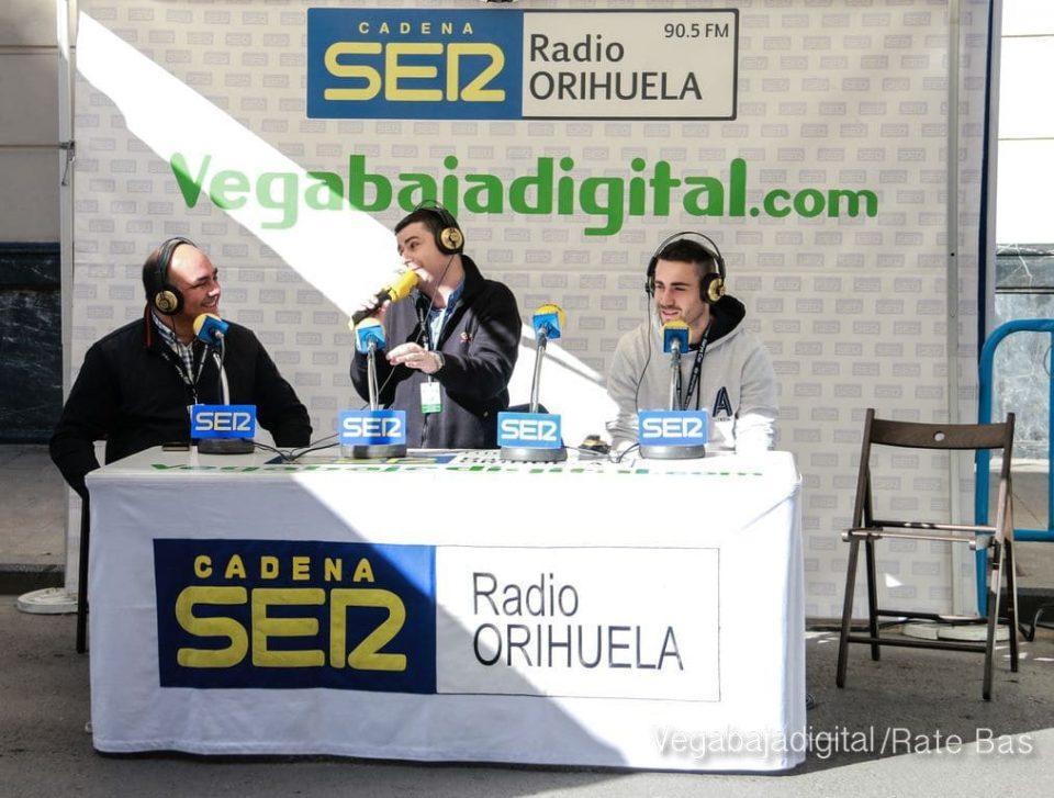 Radio Orihuela Cadena SER recibe una mención especial en los ´Fortius´ 6