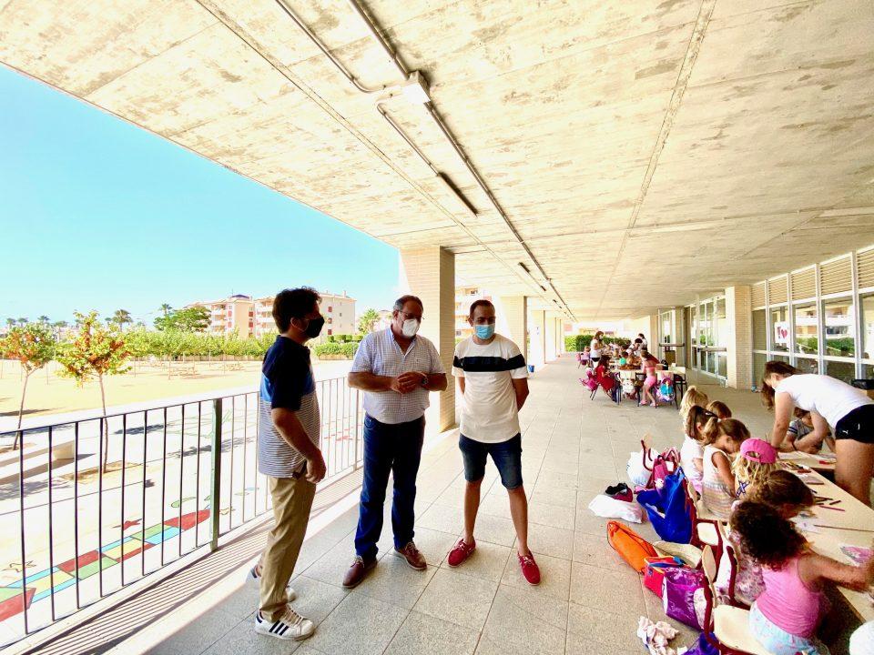 Más de 200 niños y niñas inician la Escuela de Verano en Orihuela 6