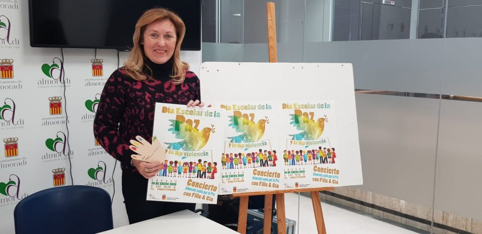 Almoradí celebra el Día de la Paz con un concierto de Filiu 6