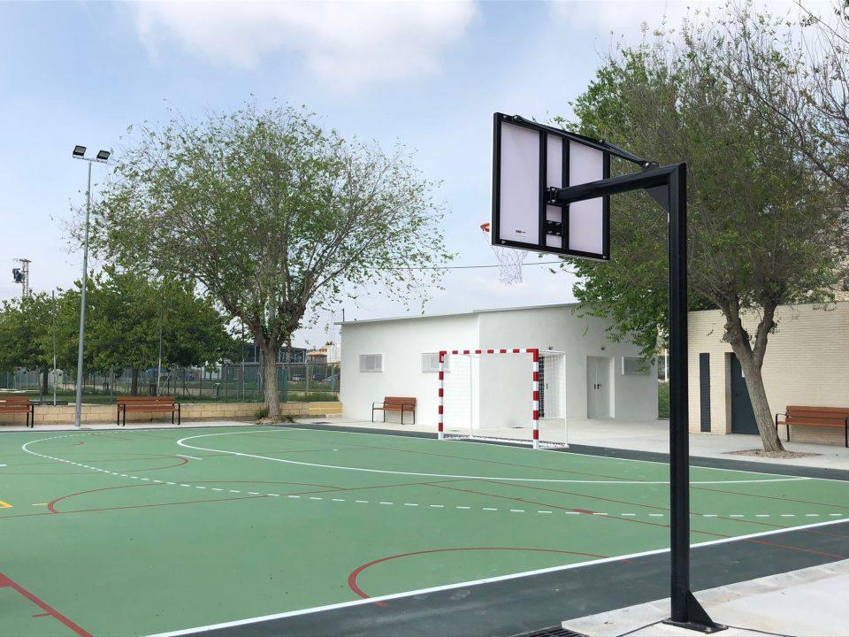 Finalizan las obras de los colegios 'Andrés Manjón' y de La Aparecida 6