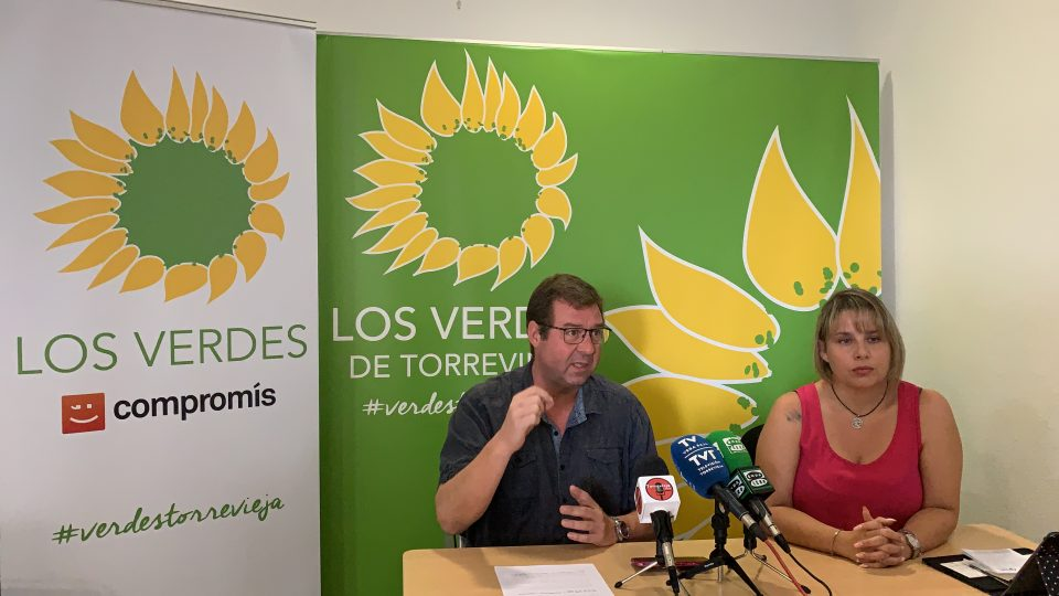 Los Verdes presentan una moción para la remodelación del Paseo de la Mata 6