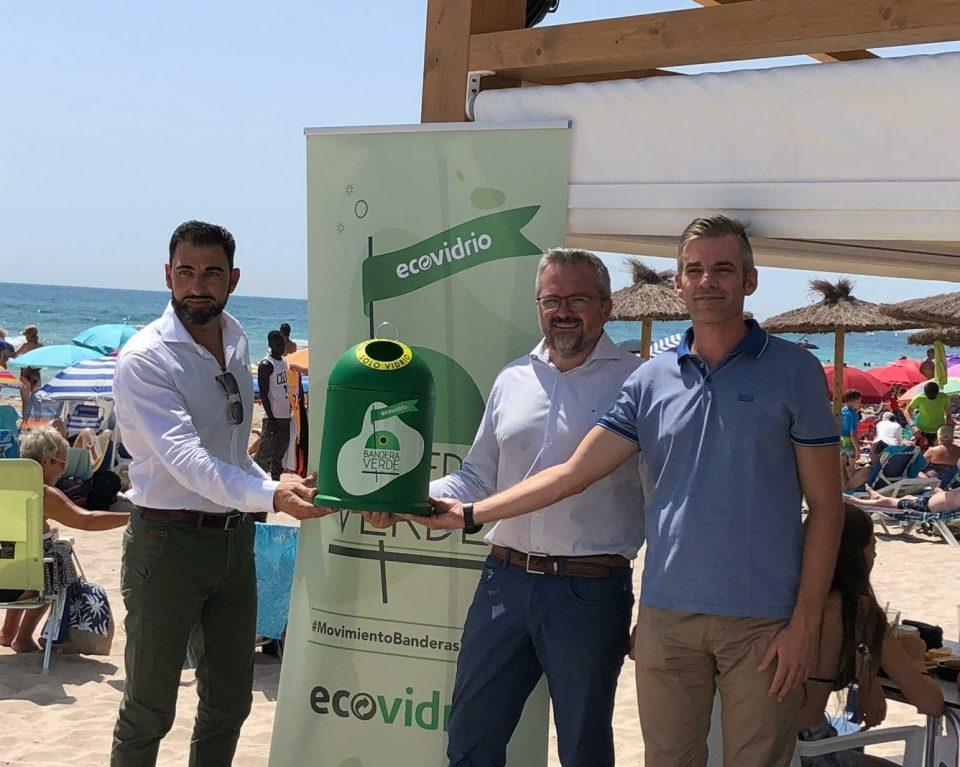 Orihuela se suma al reciclaje con el Movimiento Banderas Verdes 6