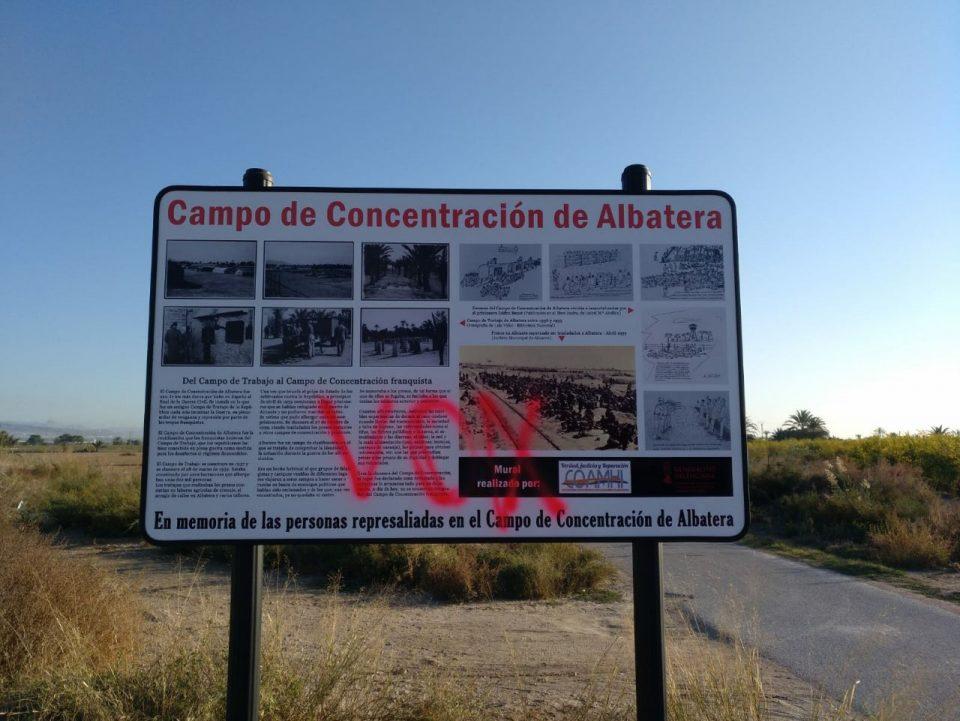 En busca de los restos y fosas comunes del campo de concentración de Albatera 6