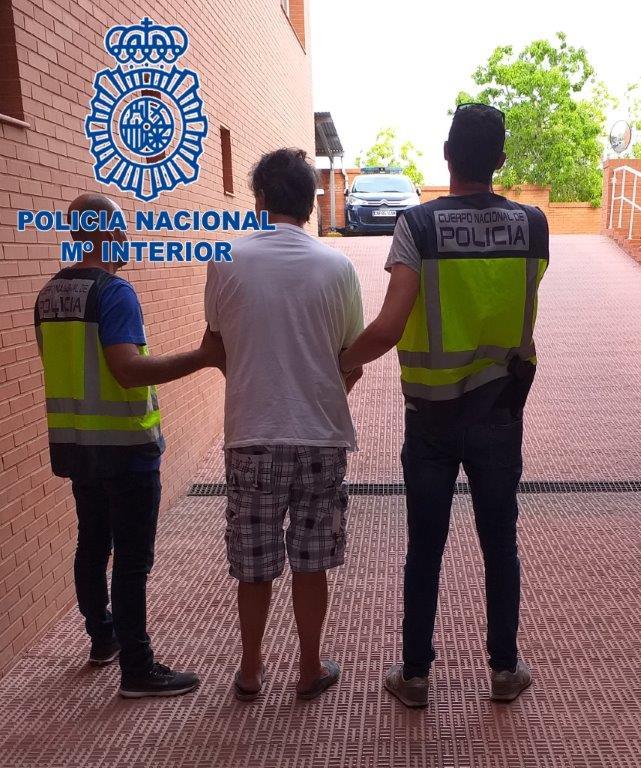 Detenido en Pilar de la Horadada un fugitivo italiano por tráfico de drogas 6