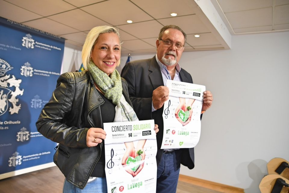 """El sábado se celebra en Orihuela el concierto solidario """"Todos con la Vega"""" 6"""