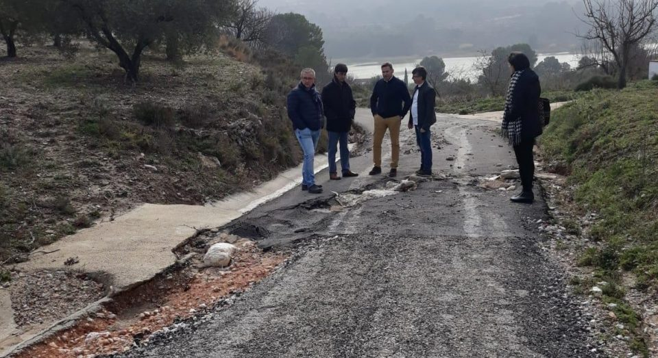La Diputación elaborará unas bases para agilizar las ayudas de emergencia por catástrofes naturales 6